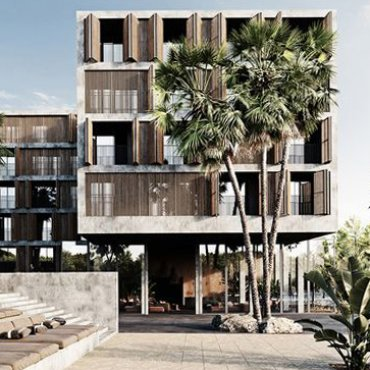 Hotel Styling - Casa Cook Ibiza