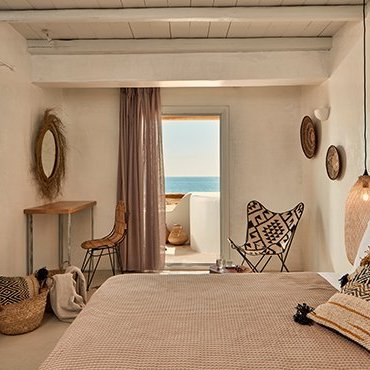 Hotel Styling - NAXIAN ON THE BEACH