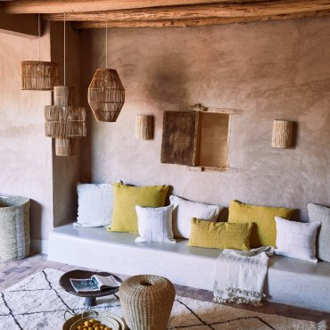 Home Makeover - BERBER LODGE
